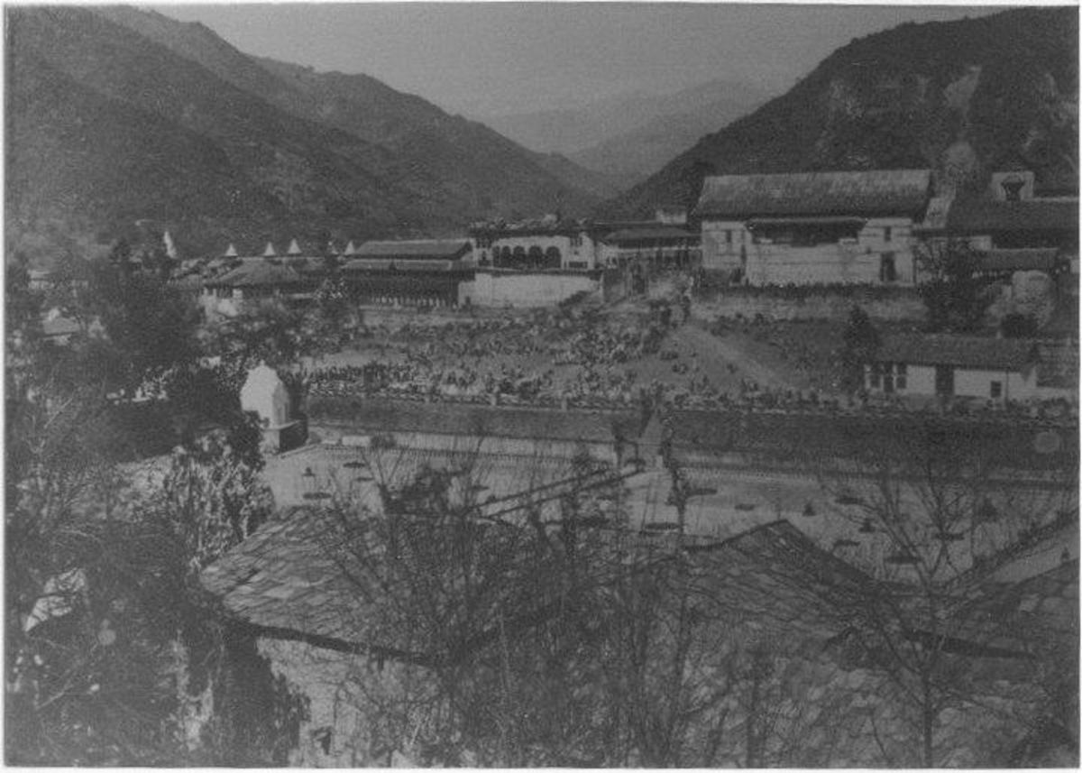 Mandi in 1874