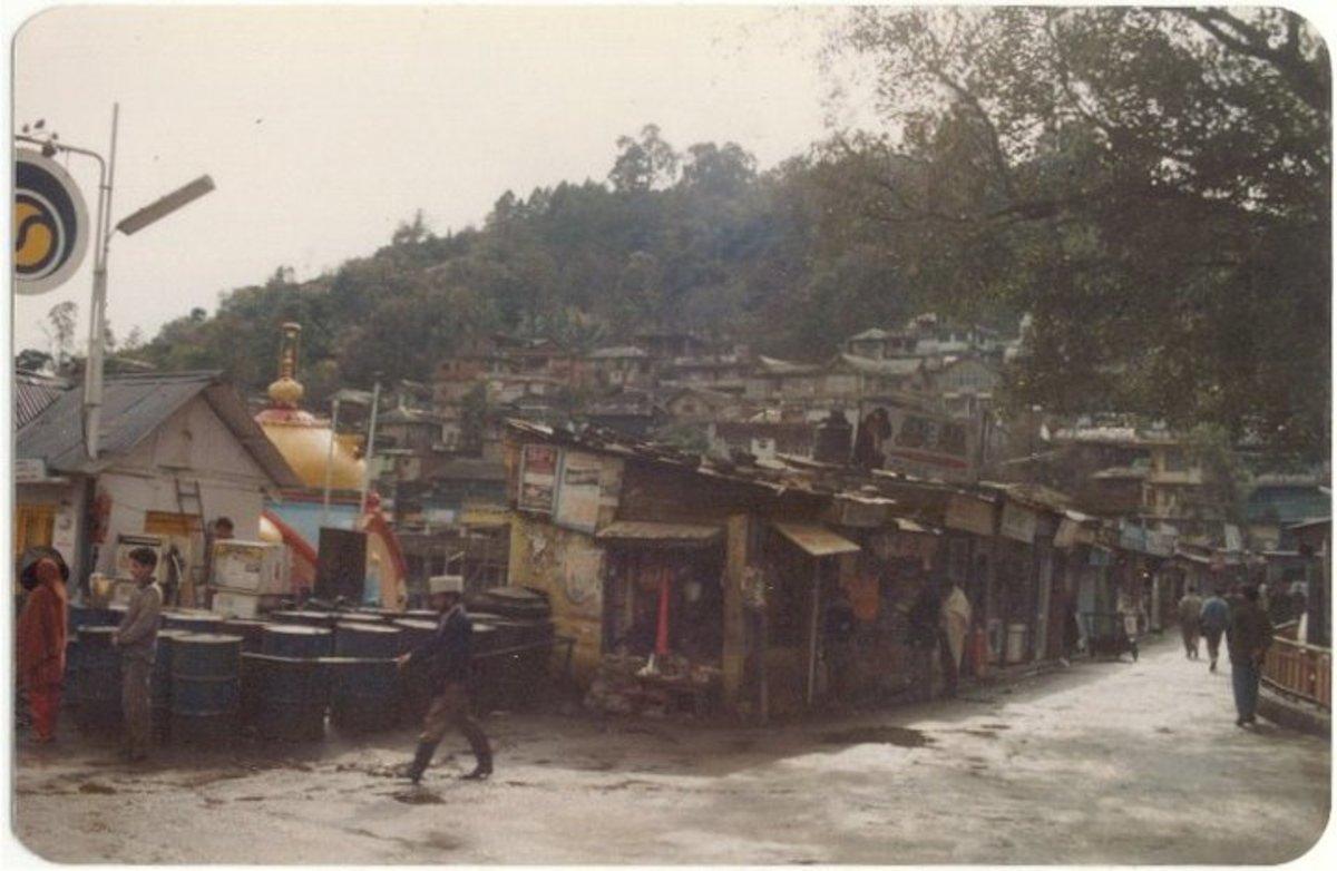 Mandi In 1980