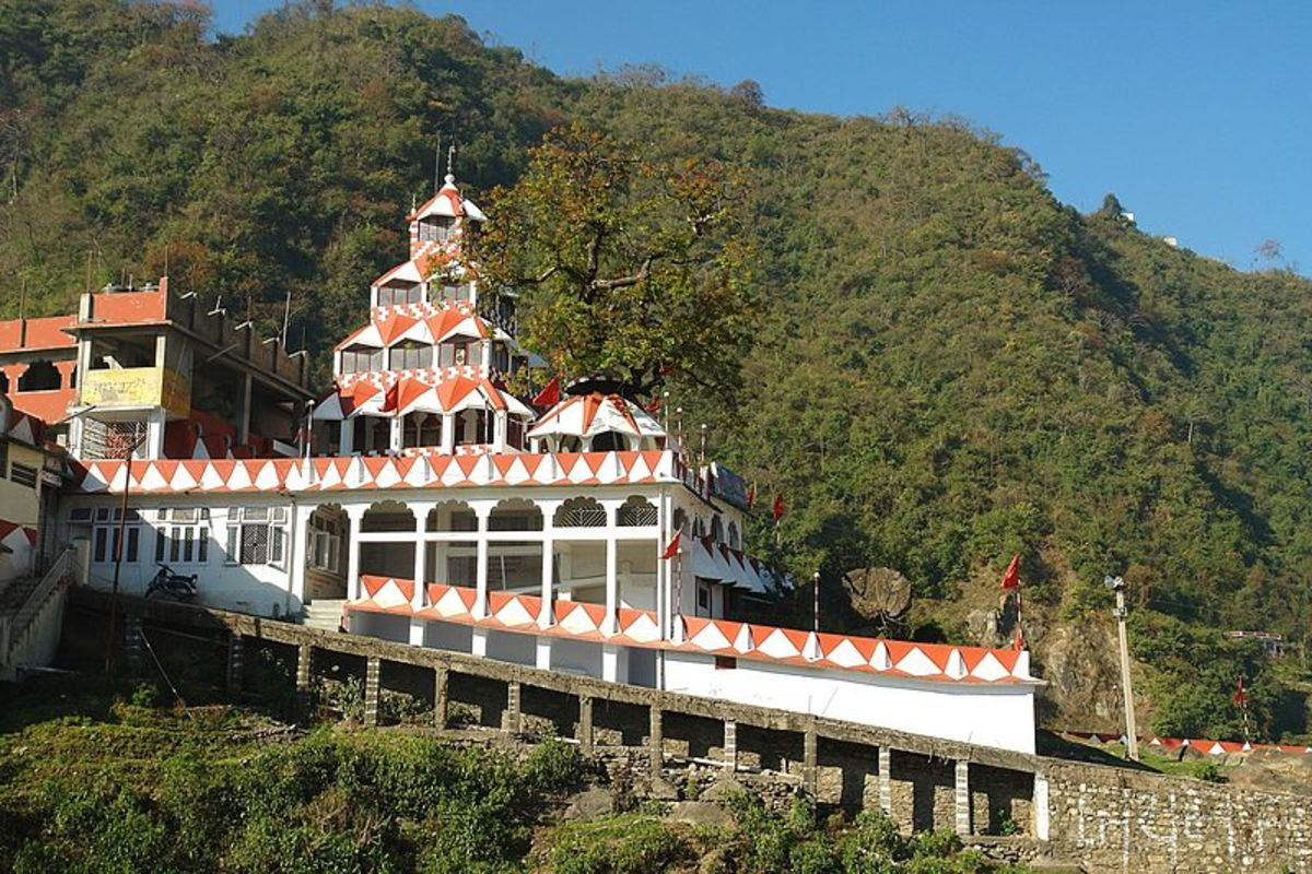 Bhima kali Temple Bhiuli