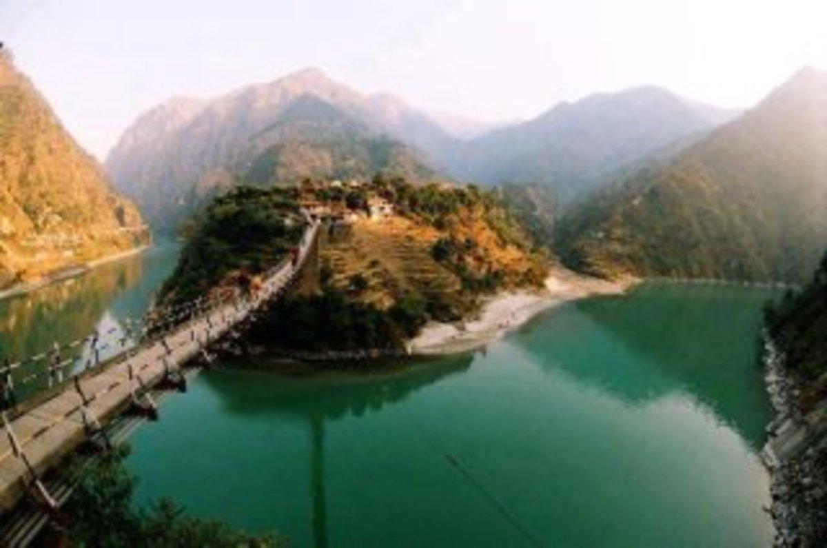Hanogi near Mandi