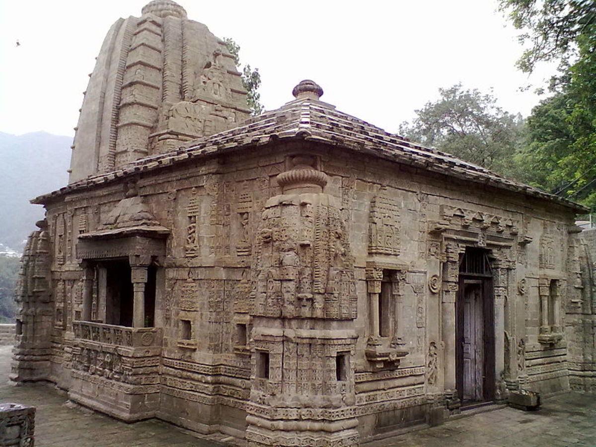 Triloknath temple at Mandi