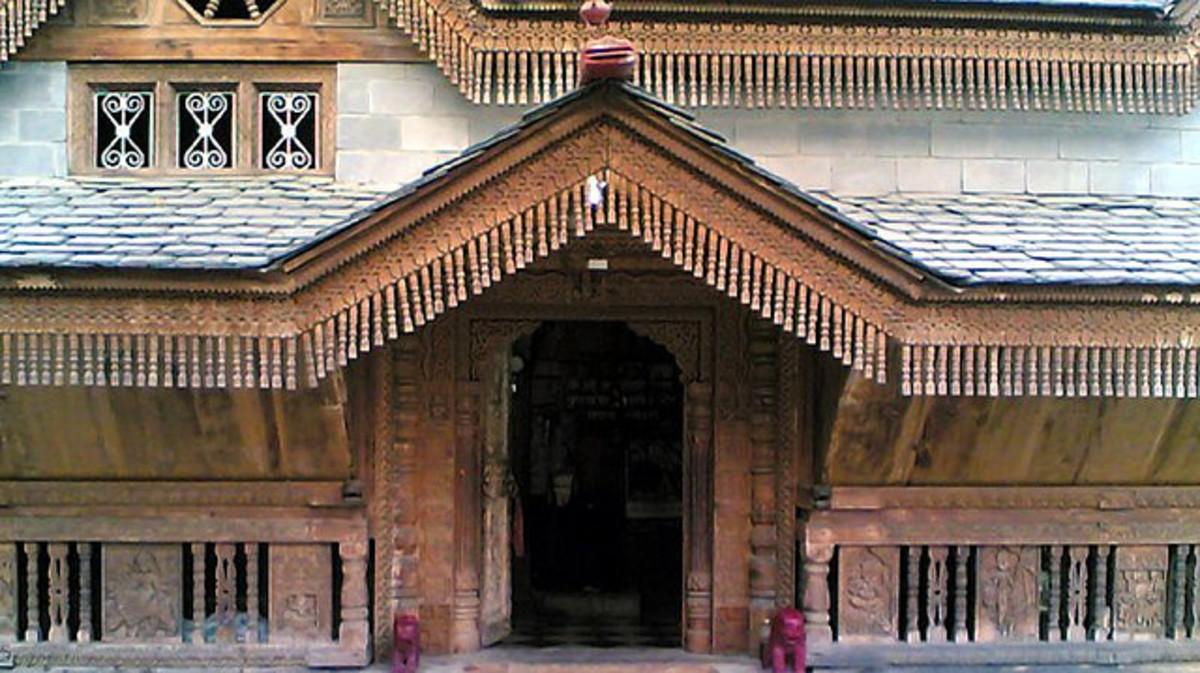 Kamaksha Temple, Karsog Mandi