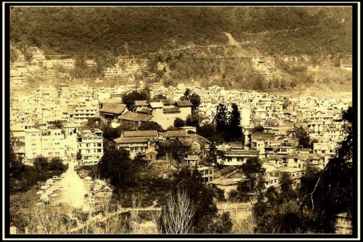 Mandi In 1900