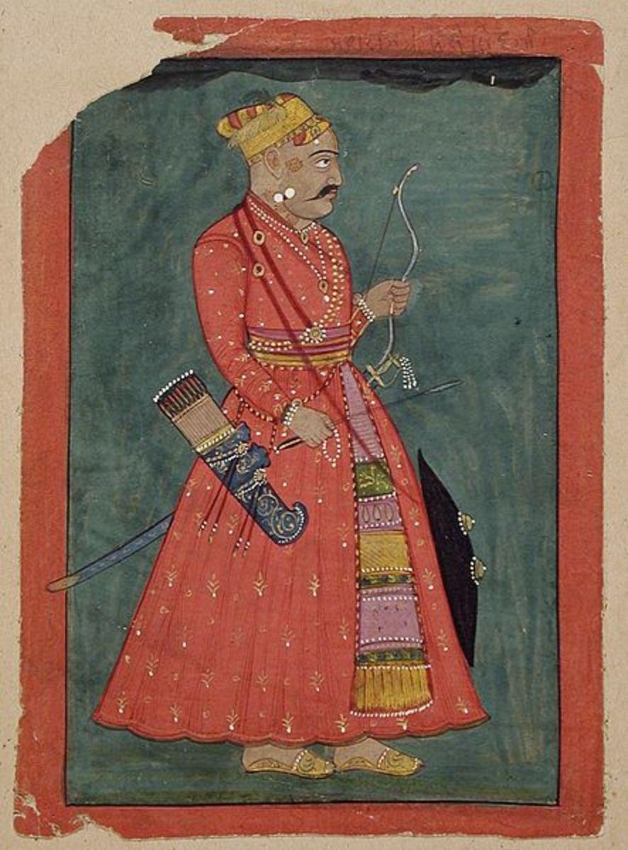 Maharaja Kesava Sen( 1574-1604)