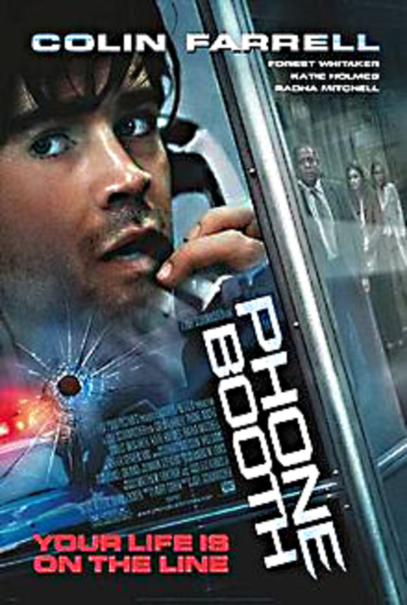 Film Review - Phone Booth (2002)