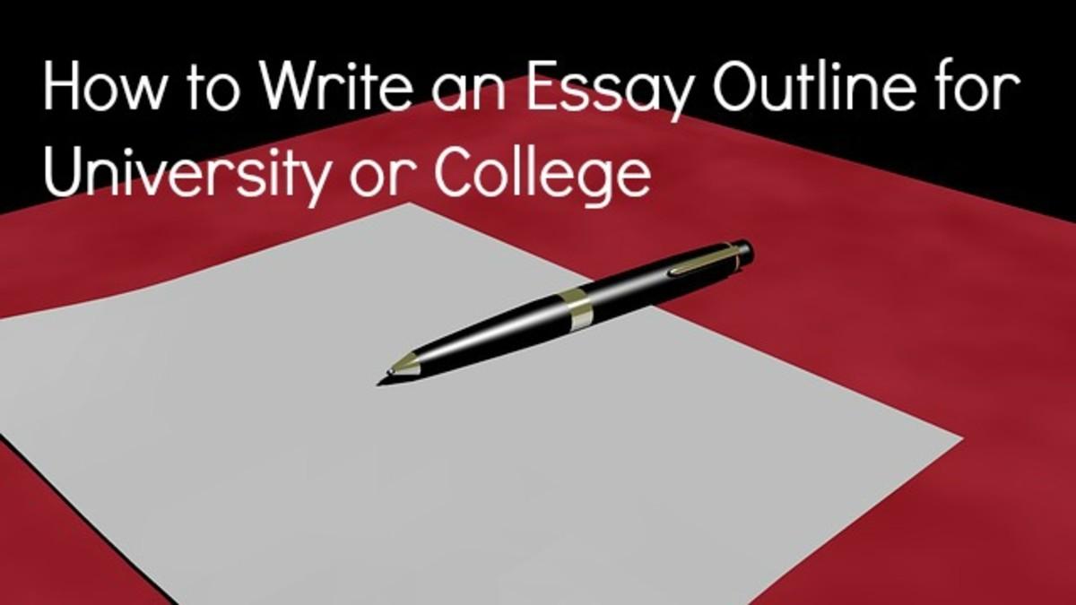 Write Essay Quickly