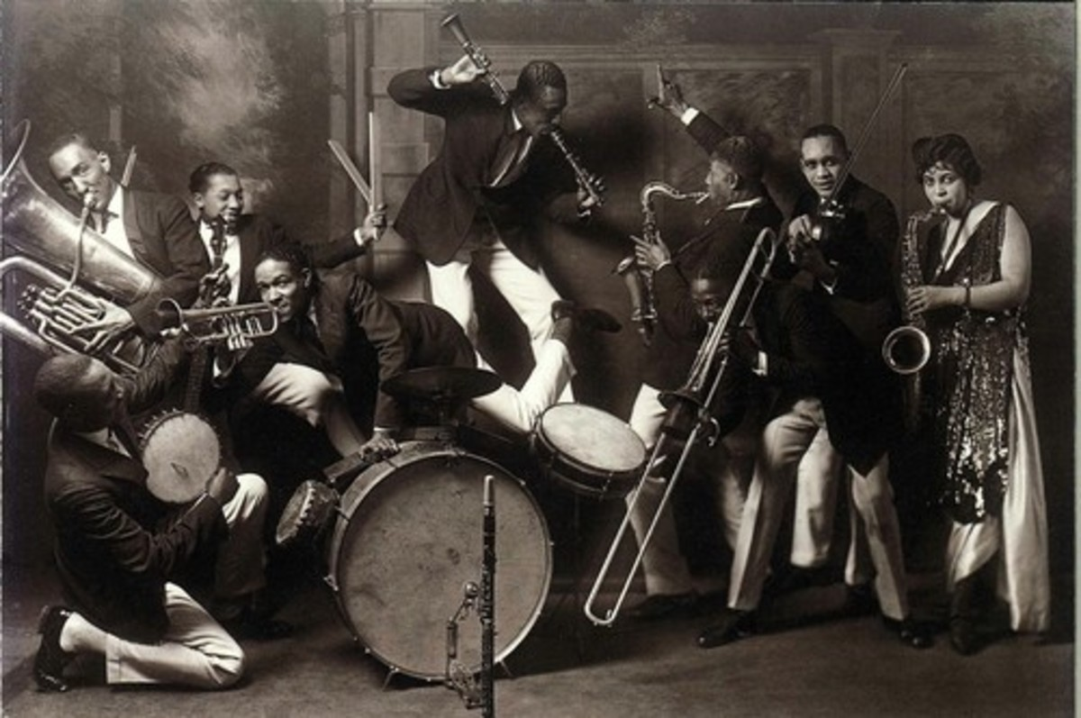 "The Jazz Age (and Other ""Evil"" Music)"