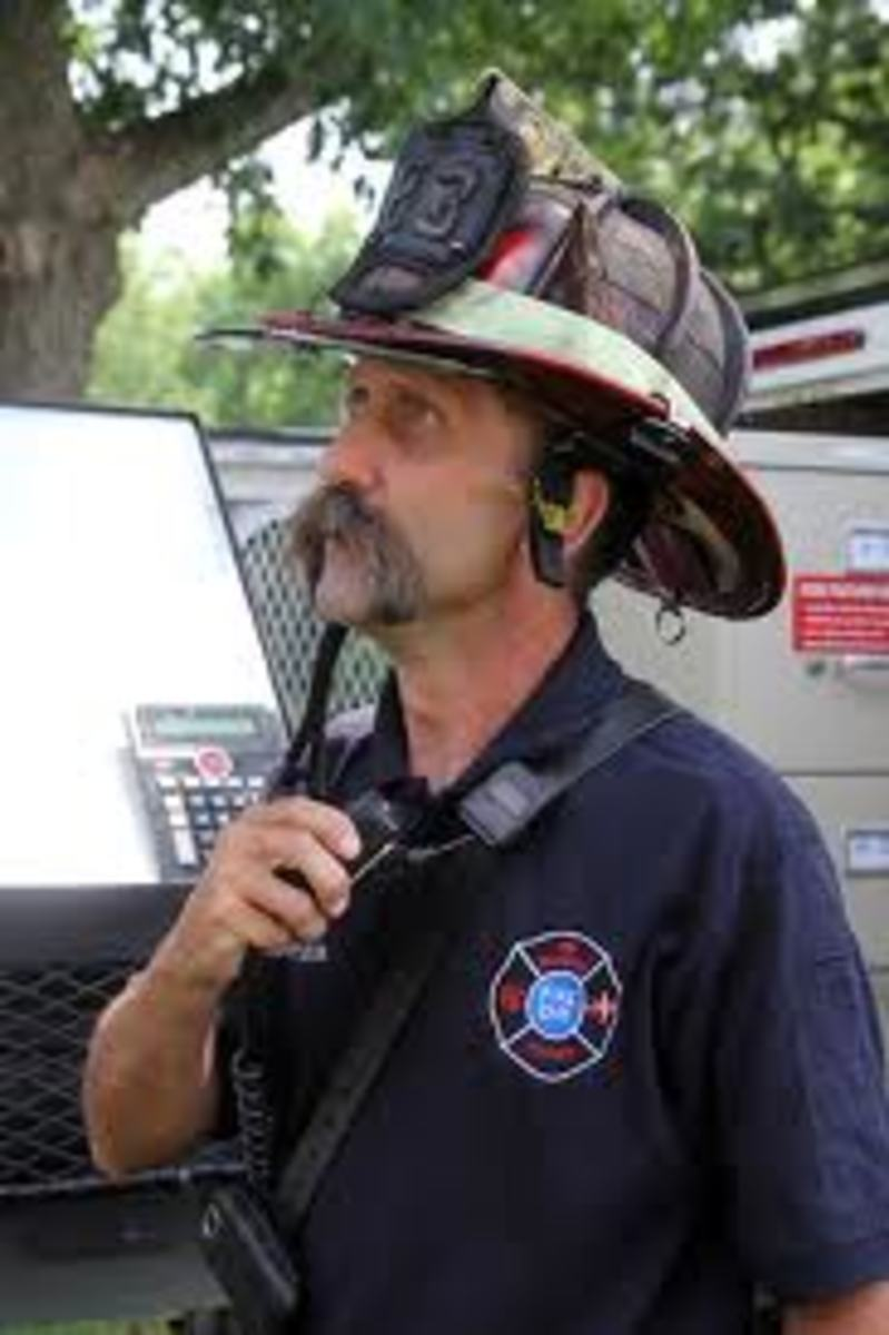 Incident Command is vital to a good fire scene.