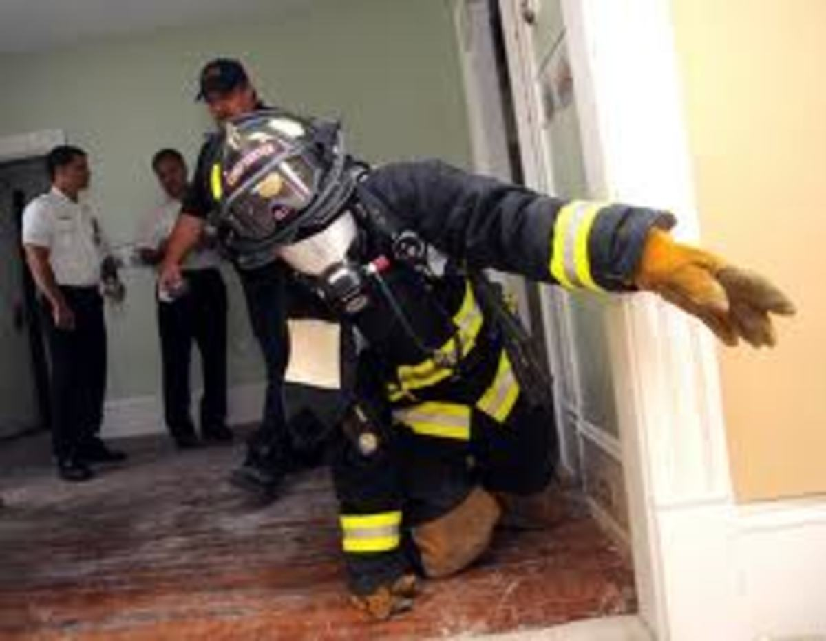 Good training is the key to a good fire department