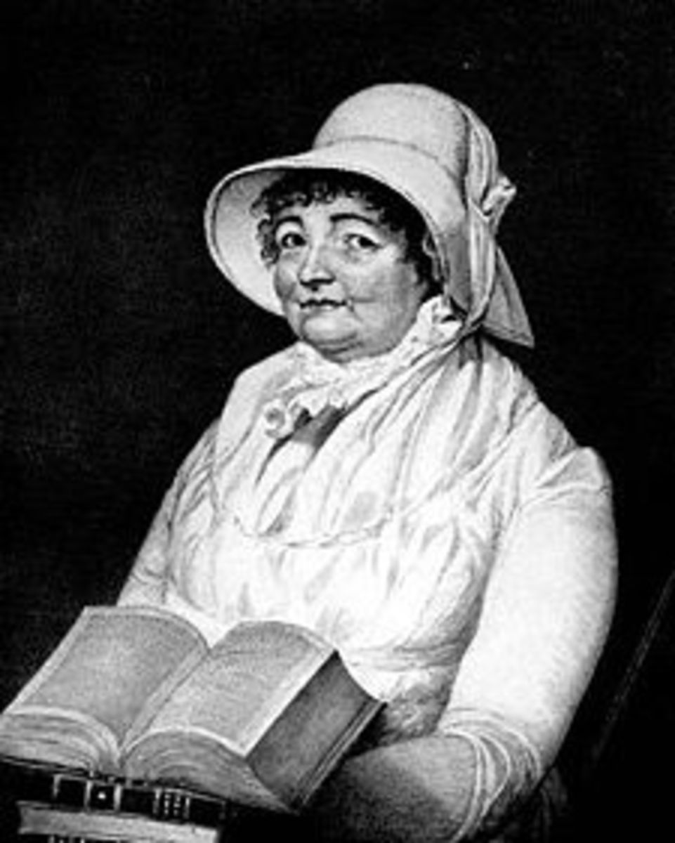 Joanna Southcott in her later years
