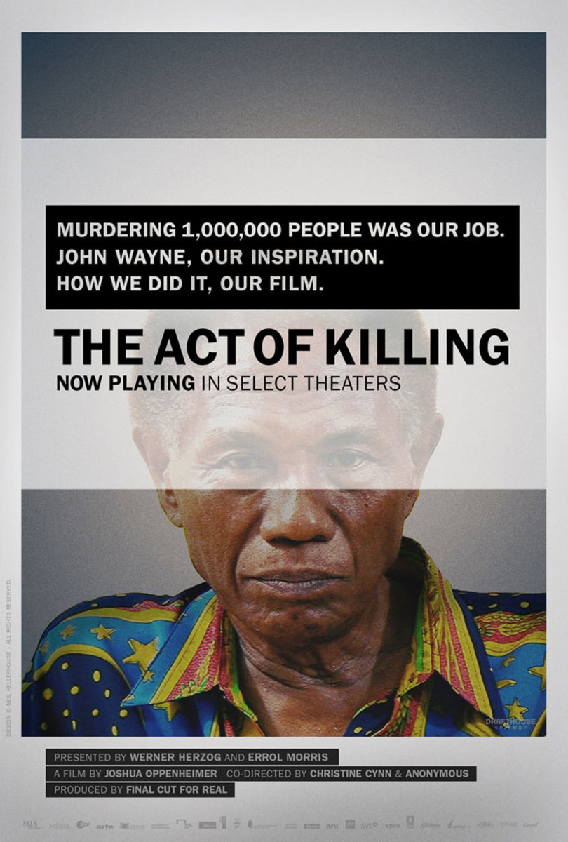 The Act of Killing: A Surrealist Masterpiece