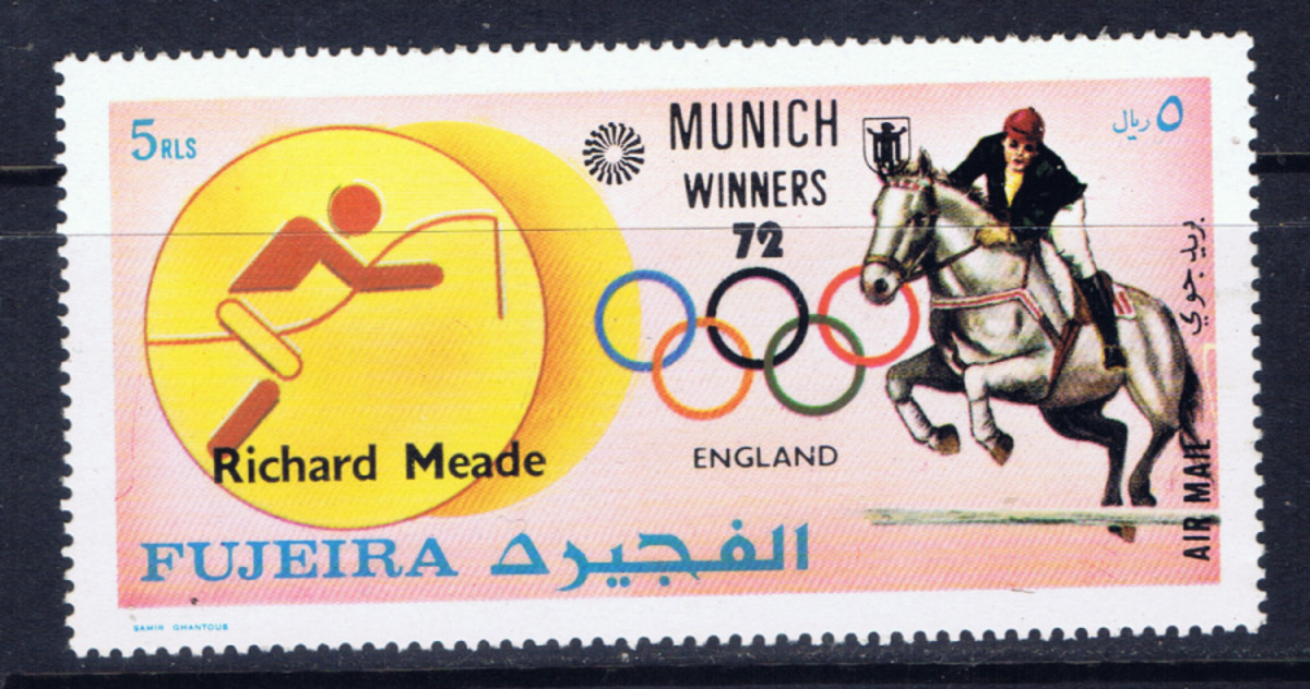 This is an example of a topic or theme - Olympics, animals, horses, sports.