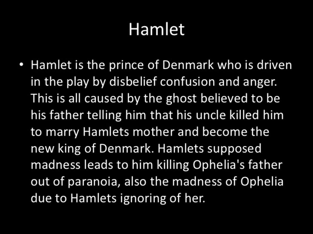 Procrastination in Hamlet