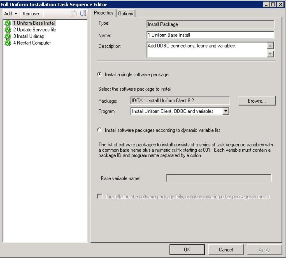 Deploy Packages in an Order Using SCCM 2012 | HubPages