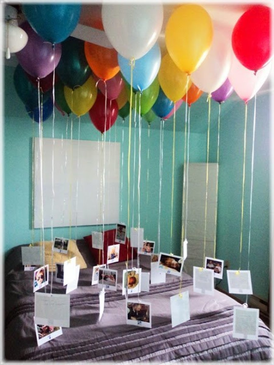 Surprise Birthday Party Ideas - Guide on gifting and décor