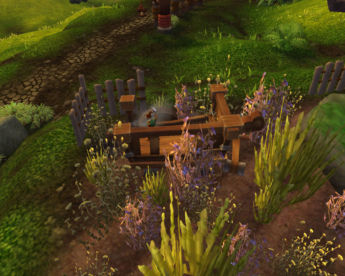 Raising reputation with the Tillers can lead to them doing favors at Sunsong Ranch.
