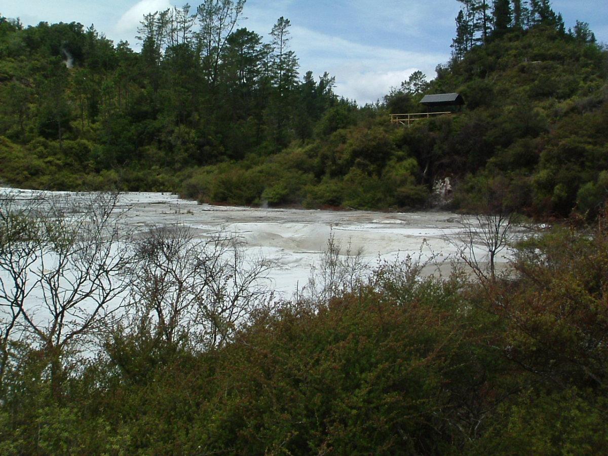 New Zealand's North Island: Orakei Korako, the Hidden Valley