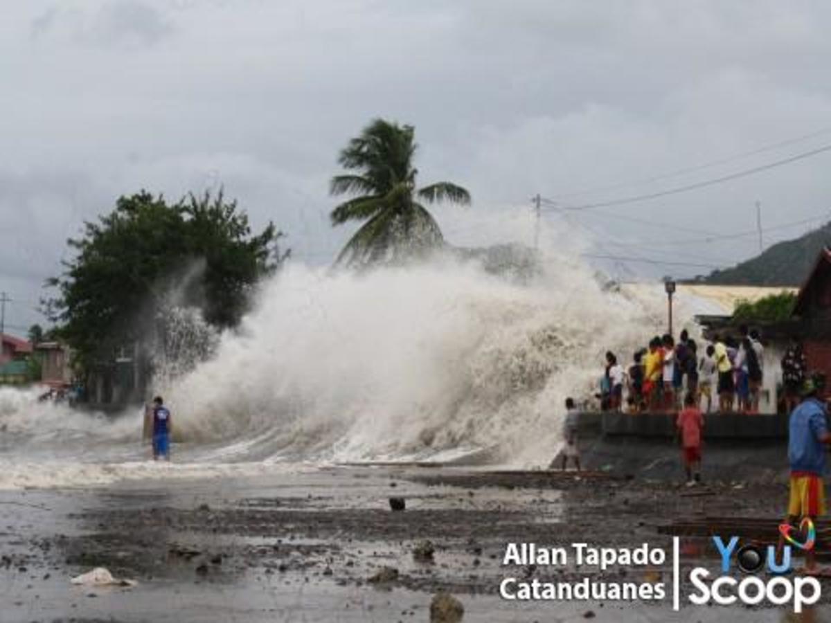 Yoland or Haiyan in Catanduanes