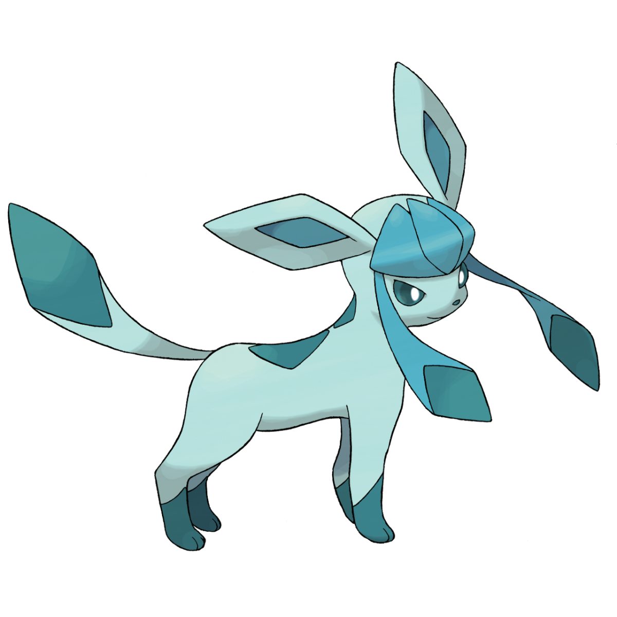Pokémon X and Y Walkthrough, Pokémon Move Sets: Glaceon