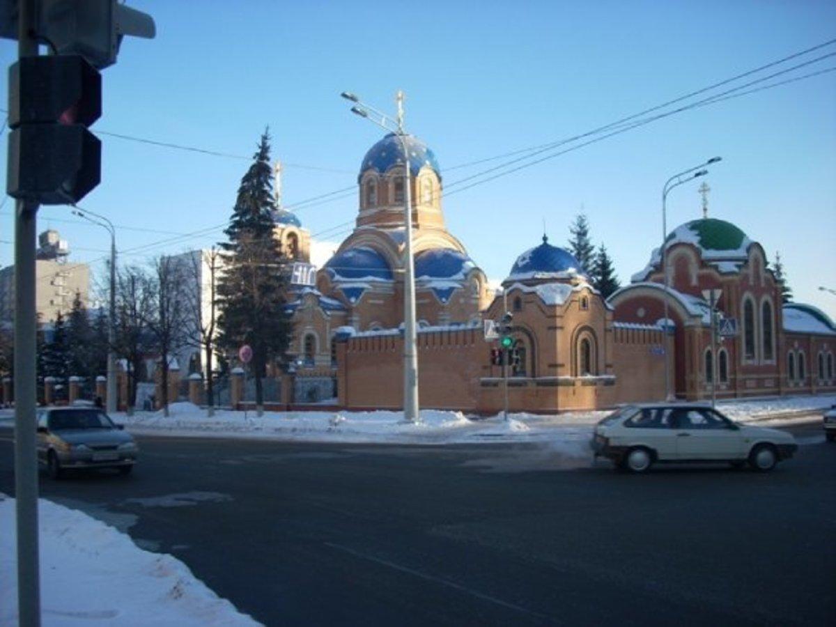 Russian Orthodox Church, Yoshkar-Ola