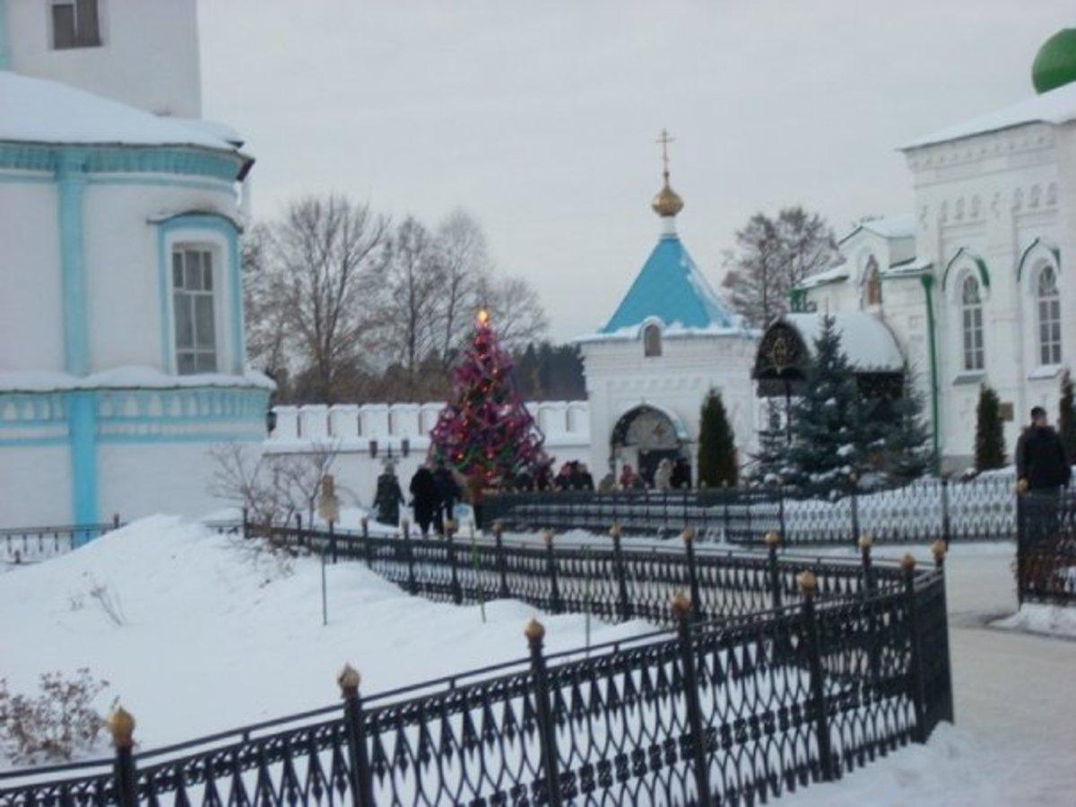 Raifa Monestary in Kazan Diocese