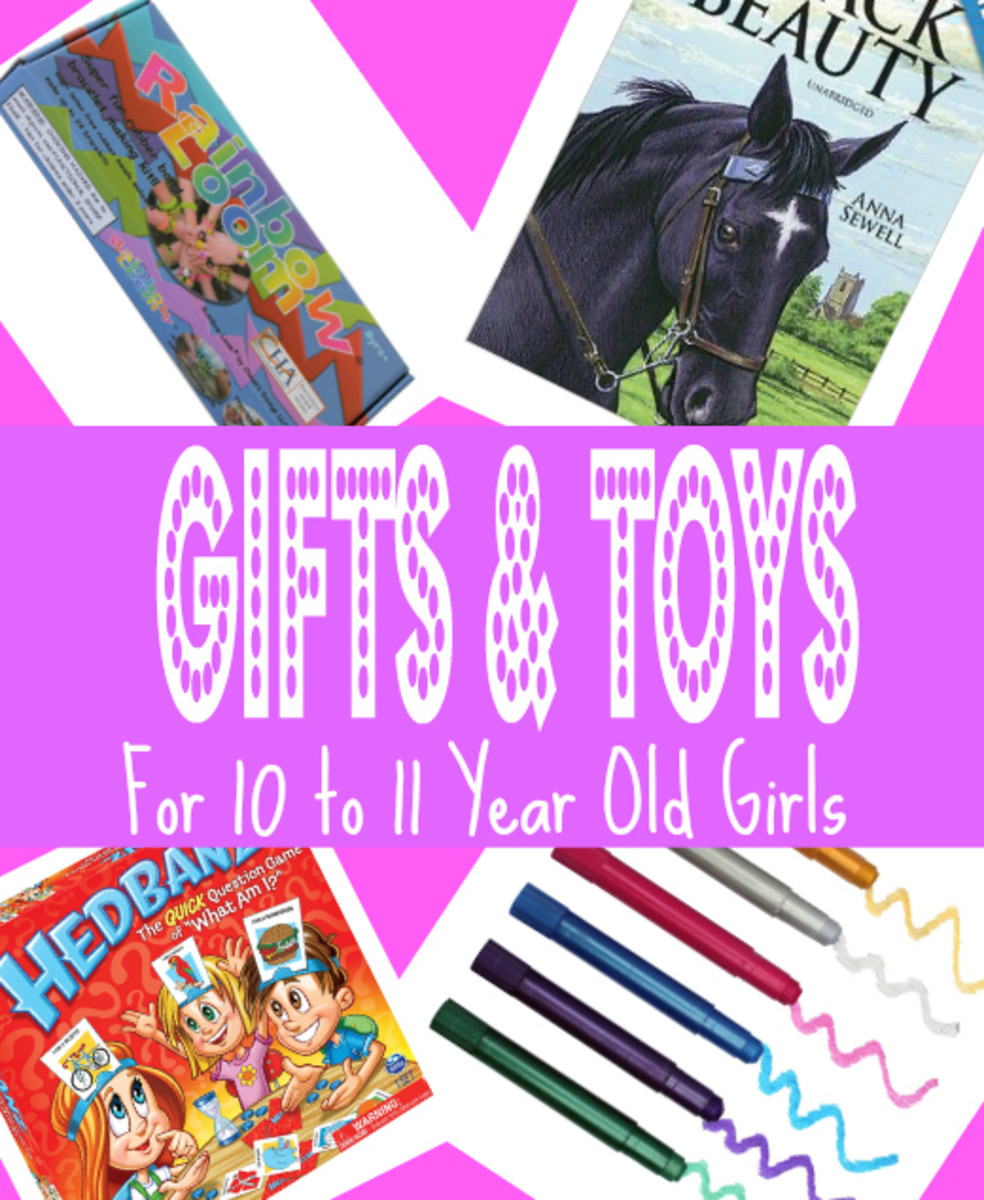 Top Gifts & Toys for 10- to 11-Year-Old Girls