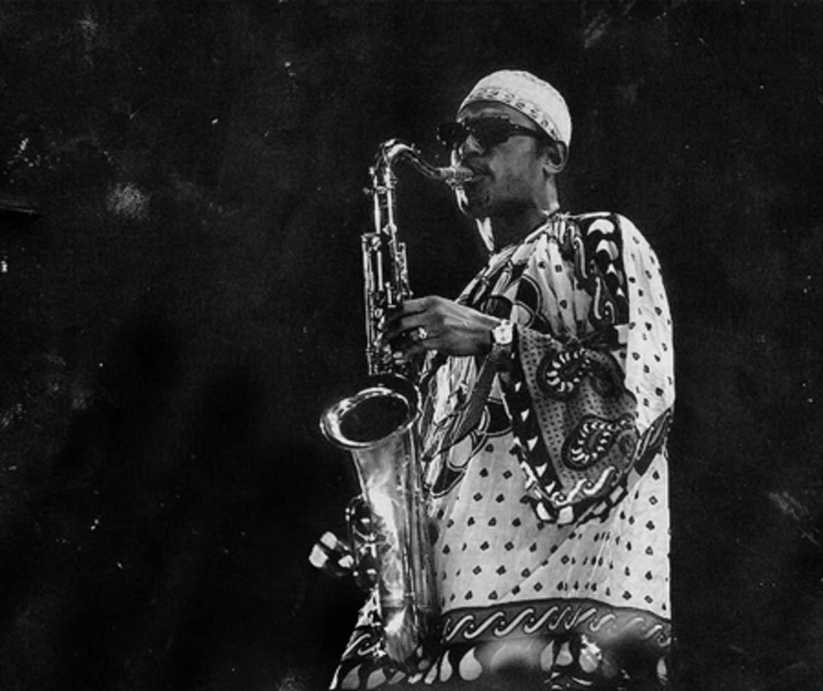 Archie Shepp is an American jazz saxophonist, poet, and playwright long known for the outspoken political tones in his work.