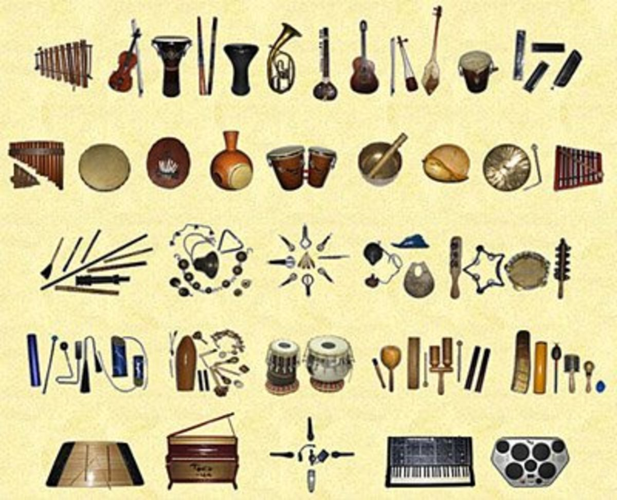 North African Musical Instruments