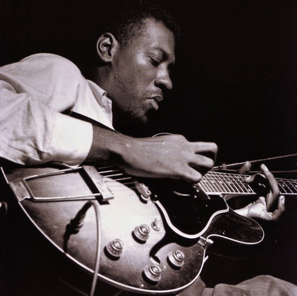 Master Jazz Guitarist; Grant Green