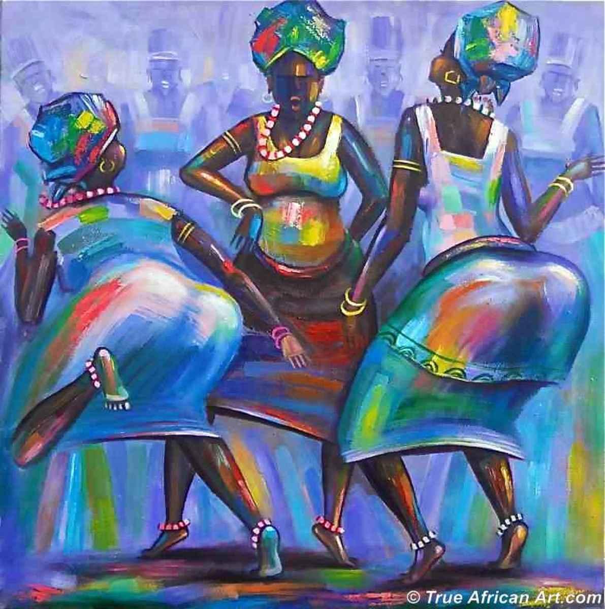 Amaka from Ghana