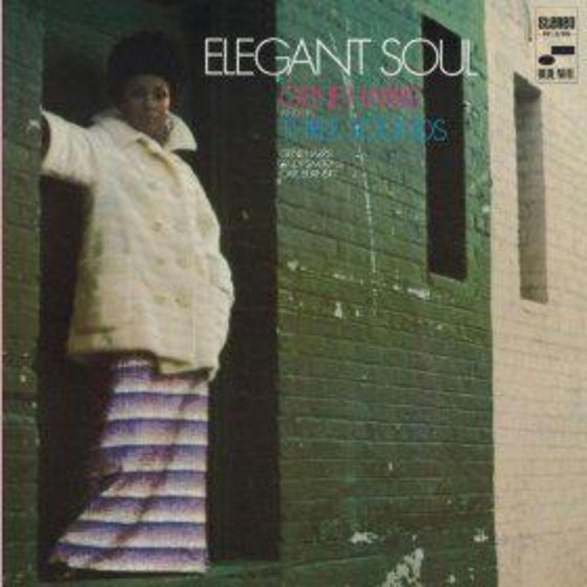 "Gene Harris's ""Elegant Soul"""