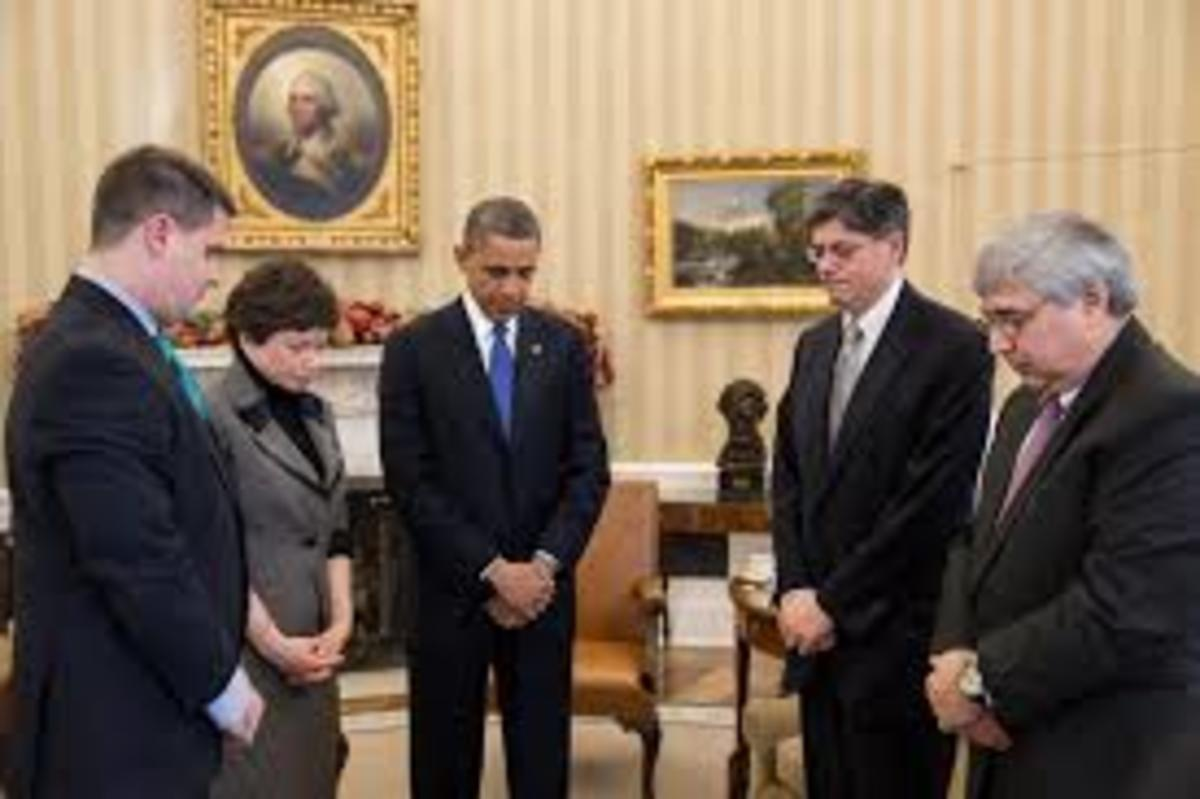 President Obama remembers the victims of the Sandy Hook shooting