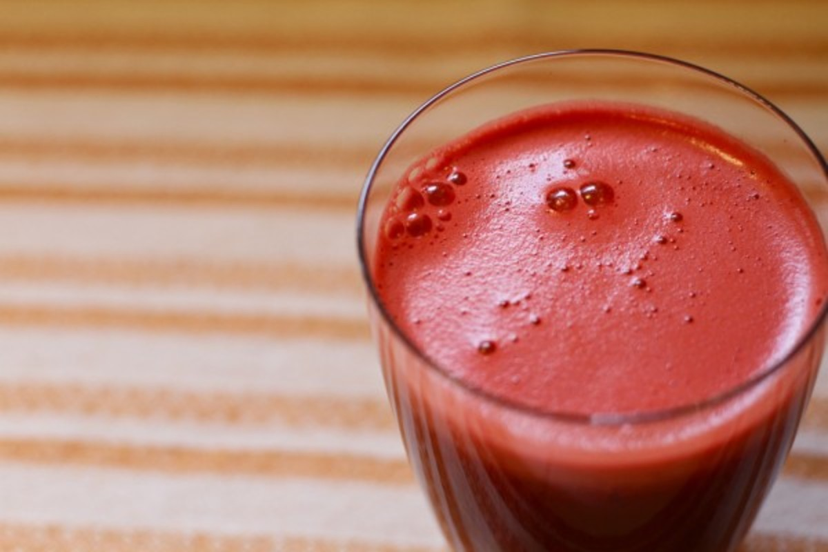 Beet Remedy for High Blood Pressure