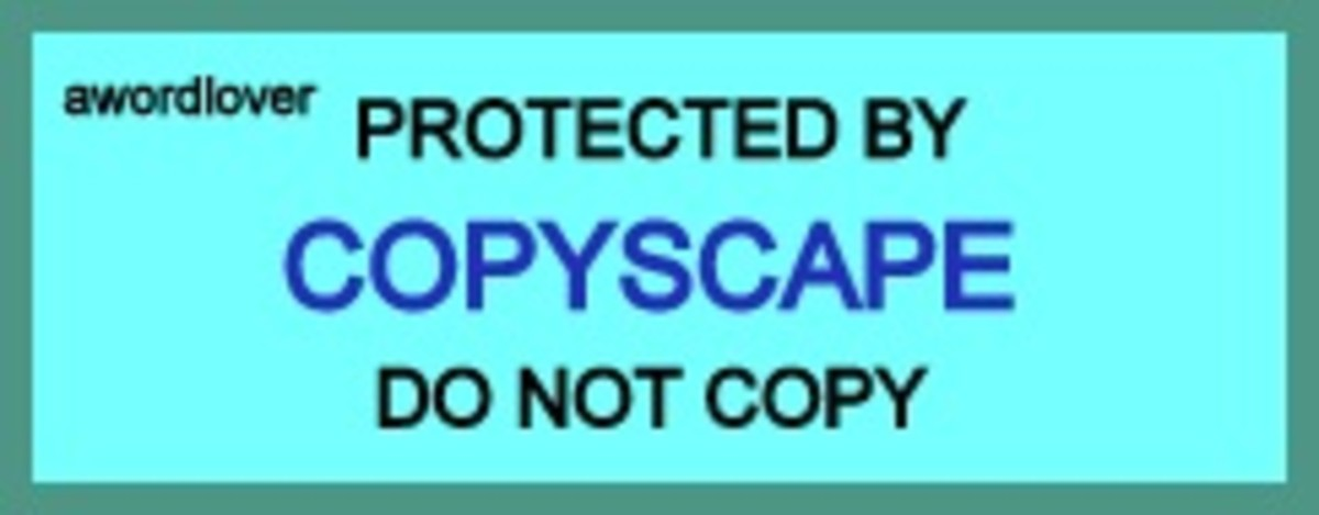This means don't copy this article. It also means if you DO copy, I am going to file a DMCA notice of copyright infringement against you.