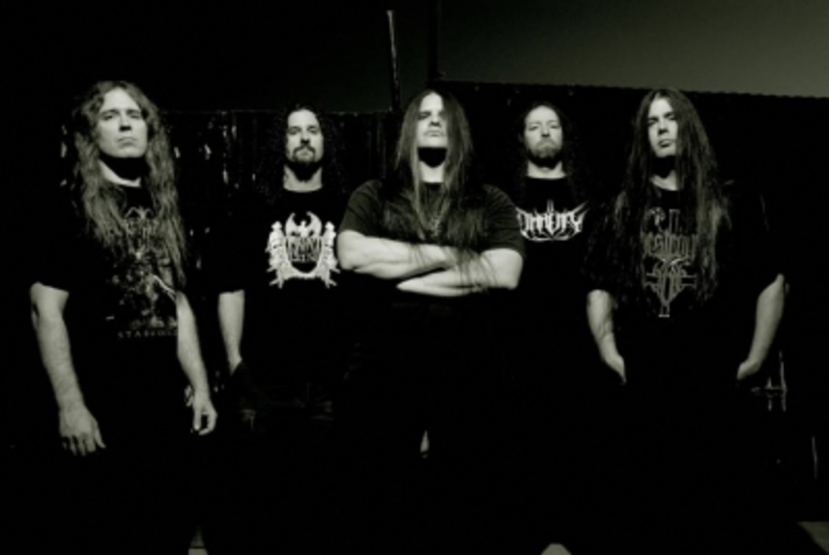Cannibal Corpse, the most notorious Death Metal band