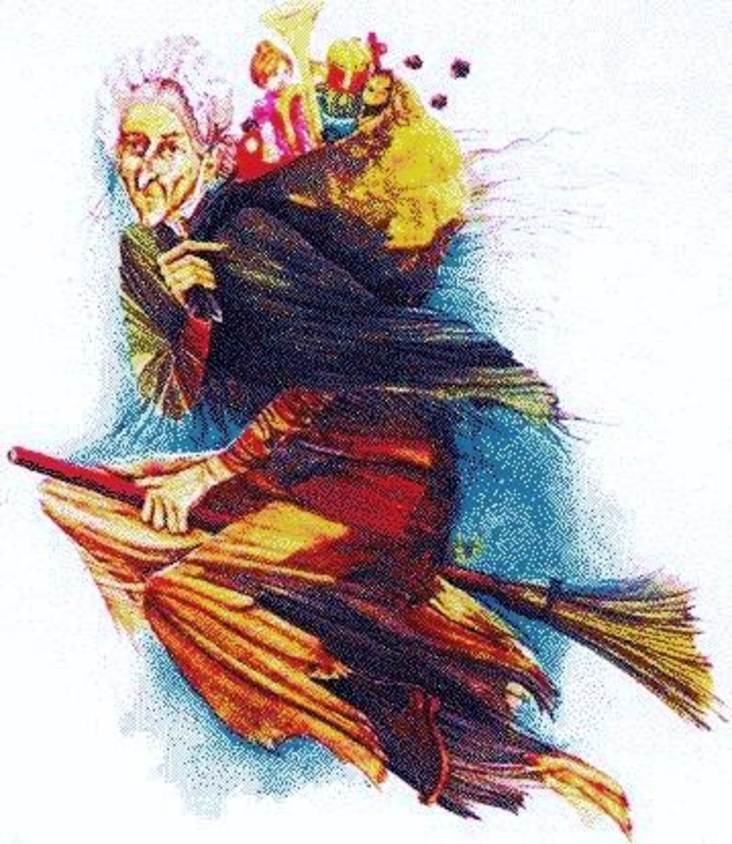 La Befana, Italy's Christmas Witch