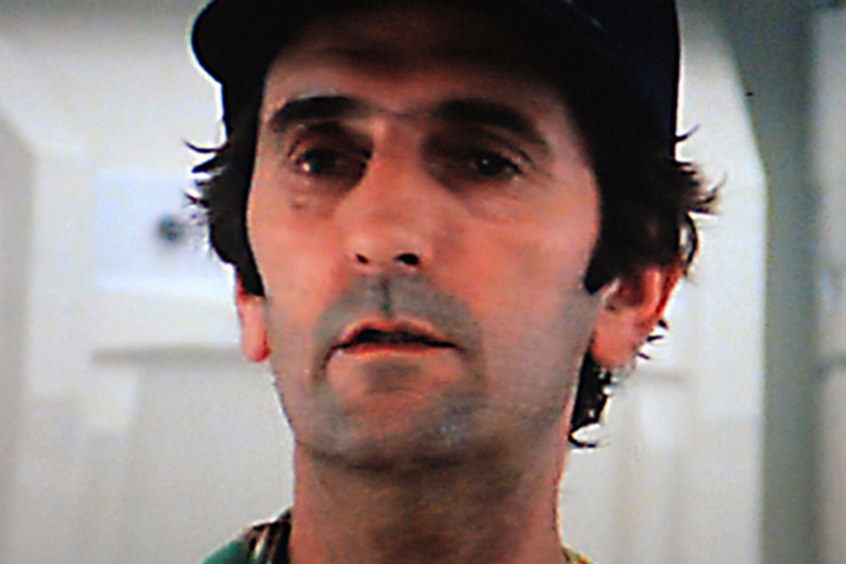 Harry Dean Stanton is Brett
