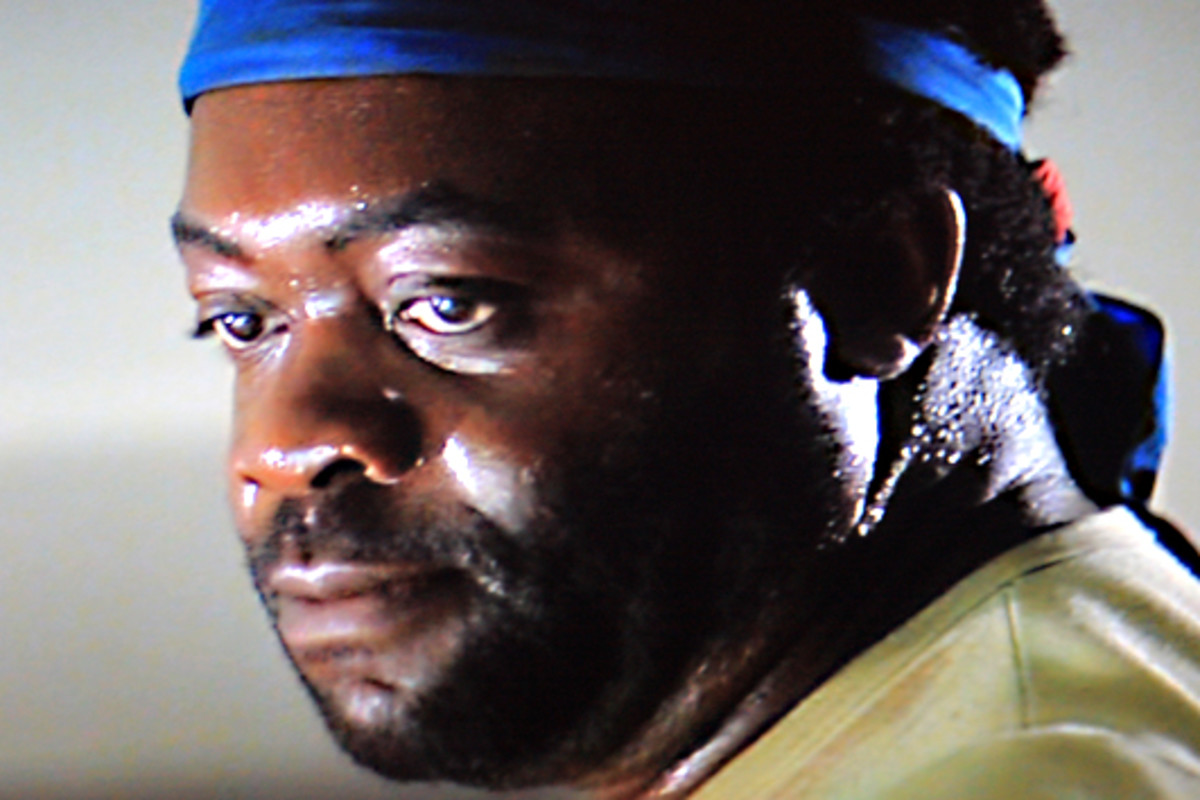 Yaphet Kotto is Parker
