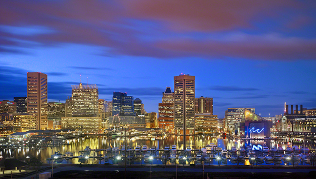 Baltimore, MD is the largest Independent city in the U.S.