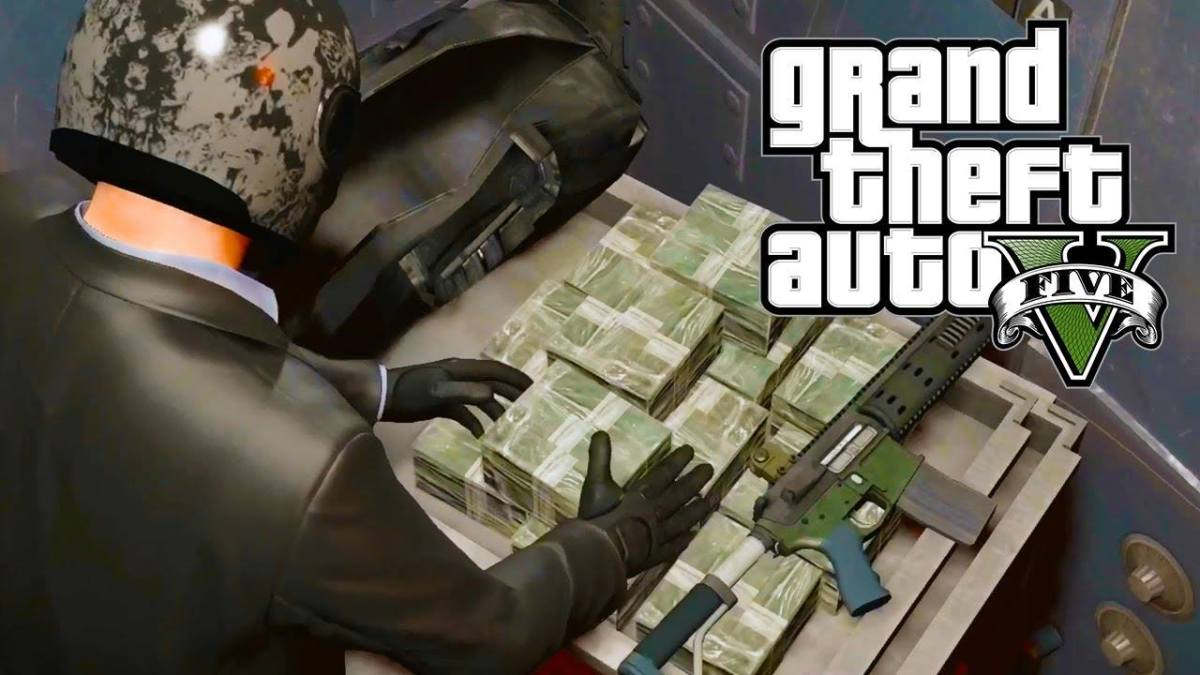How To Make Heaps Of Cash Online In Grand Theft Auto 5