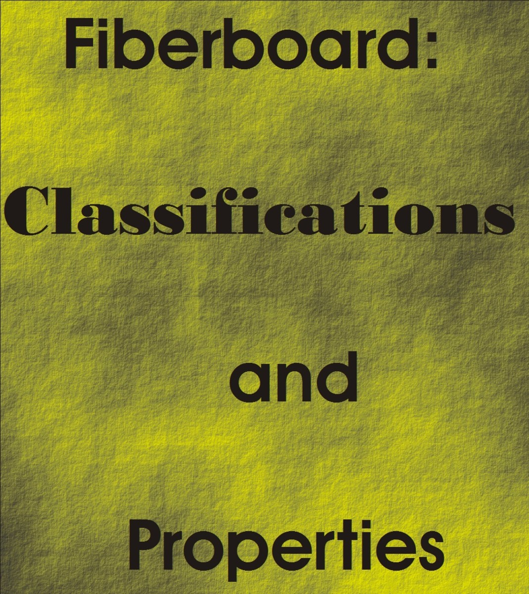 Fiberboard is an important material in roofing and other building applications.