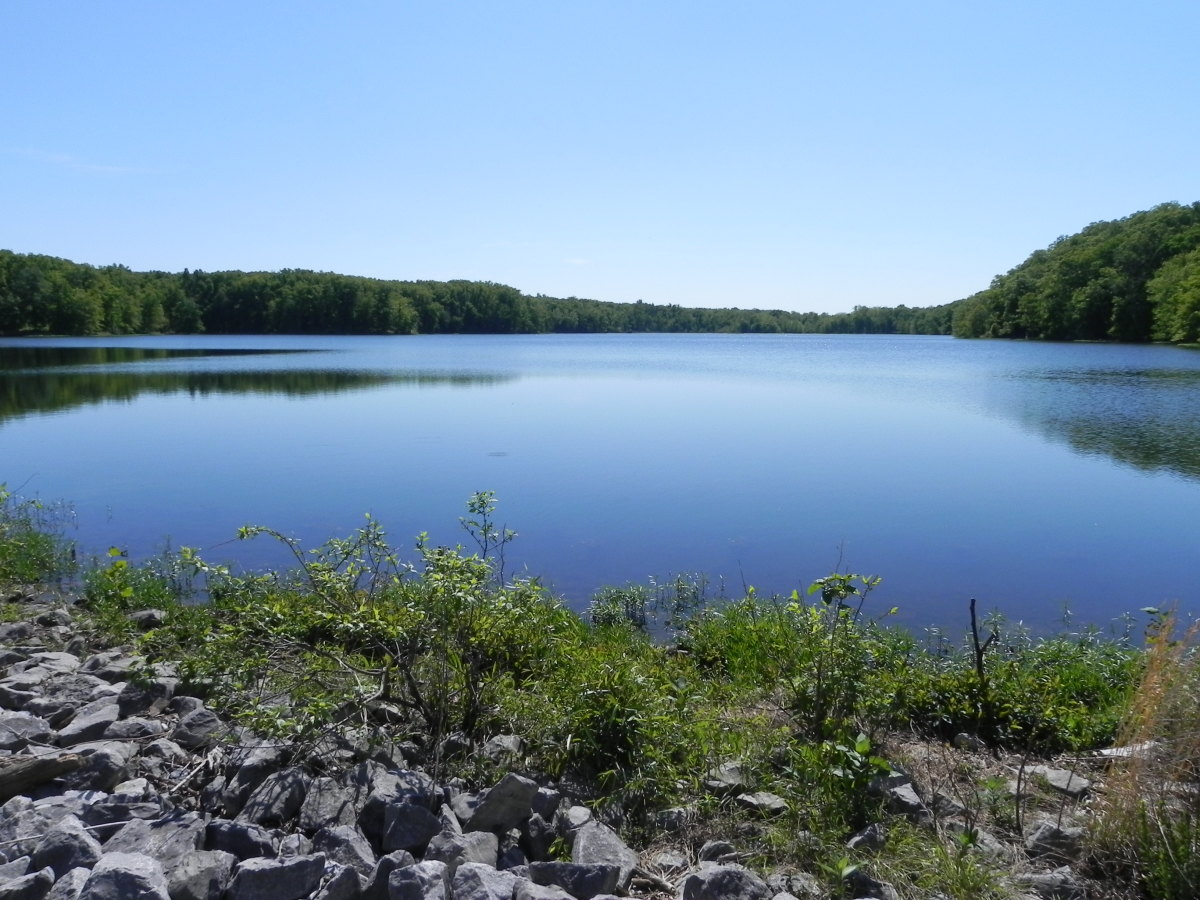 Hematite Lake A Magical Place In Lbl Ky Hubpages
