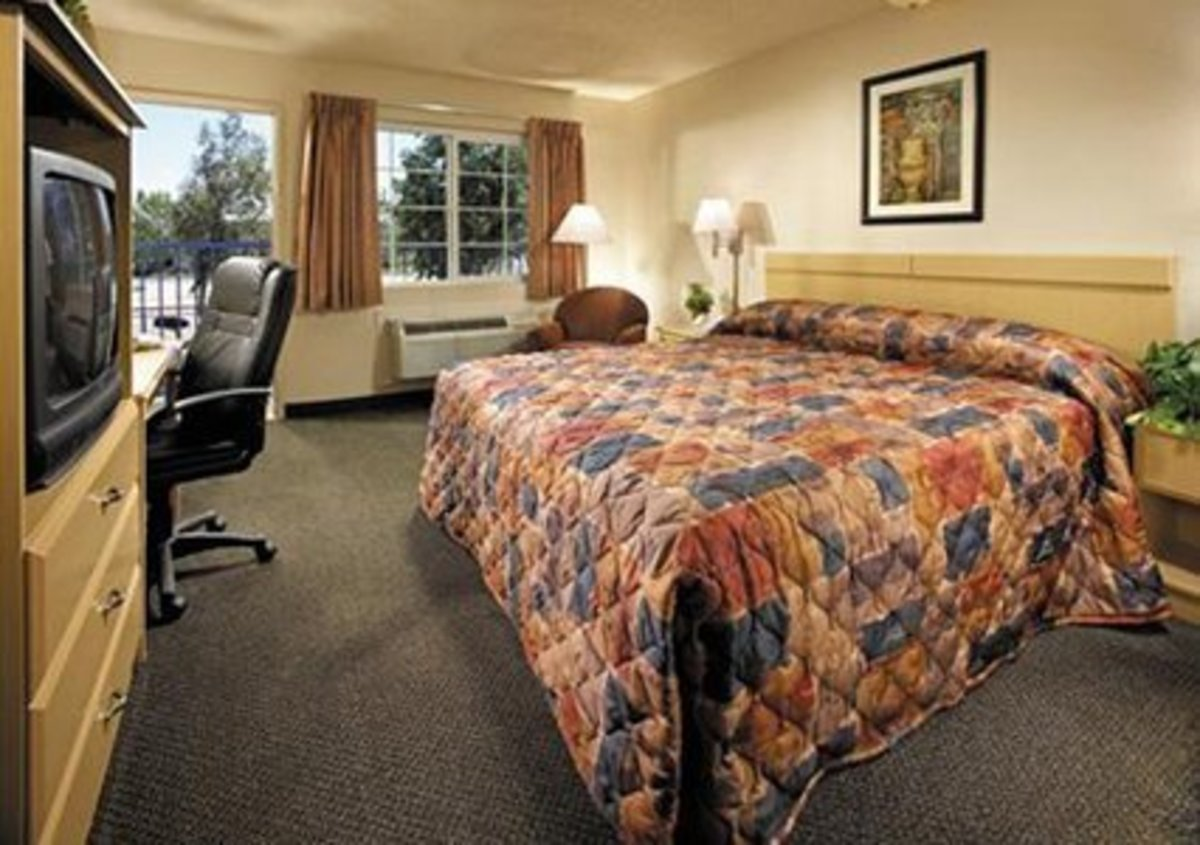 Roadway Inn Hotel Room