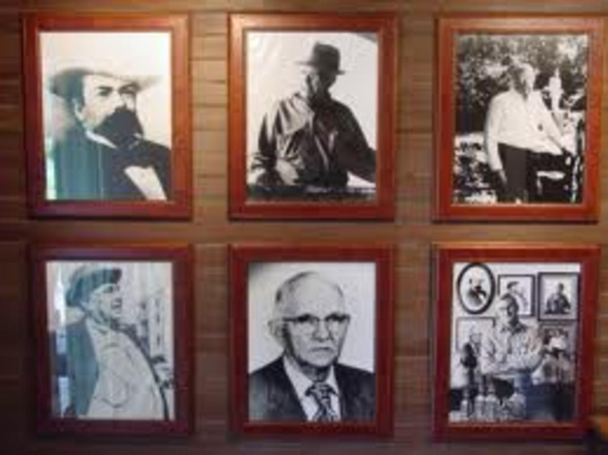 The Jack Daniel's family