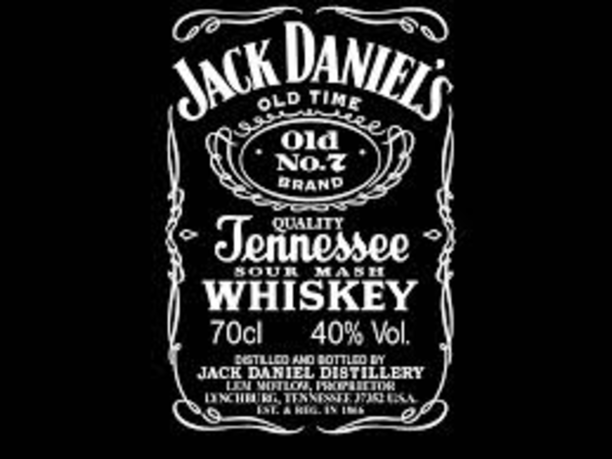 Jack Daniels Black Label