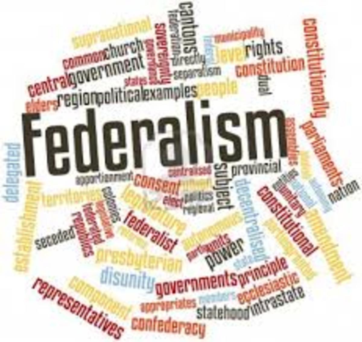 federalism-its-characteristics