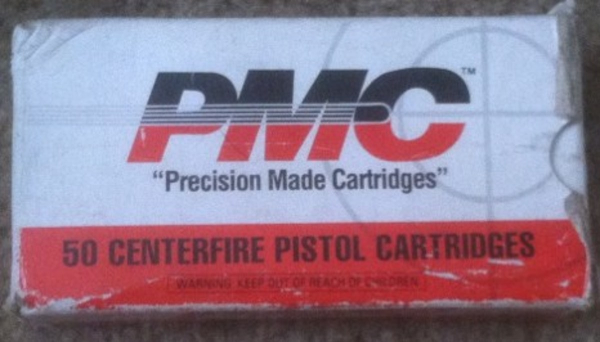 PMC - Precision Made Cartridge