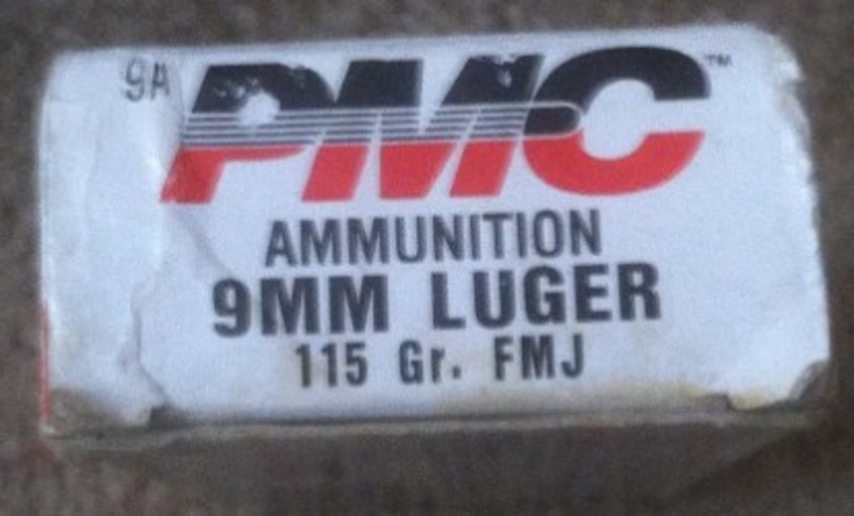 PMC 9mm - 115gr FMJ