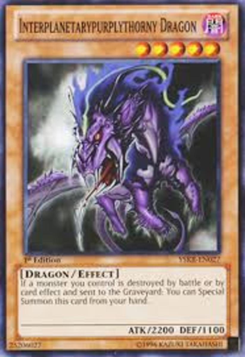 Interplanetarypurplythorny Dragon can save a deck real quick.