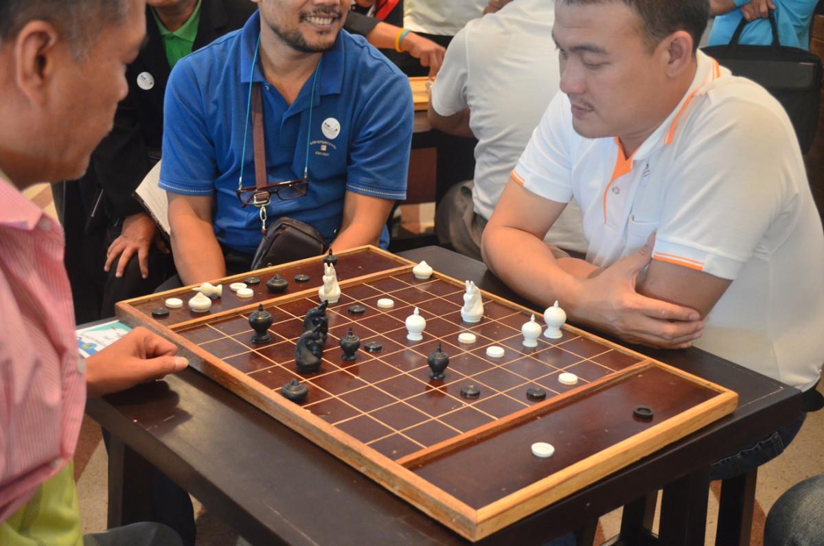 Makruk (aka Thai chess)